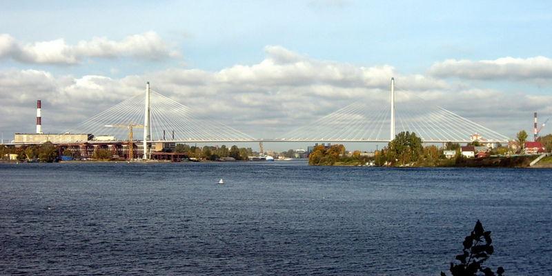 Фото 1, Большой Обуховский мост, Санкт-Петербург