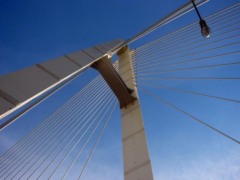 Фото 2, Большой Обуховский мост, Санкт-Петербург