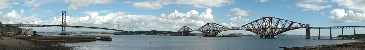 Фото 4, Мост через Форт, Шотландия