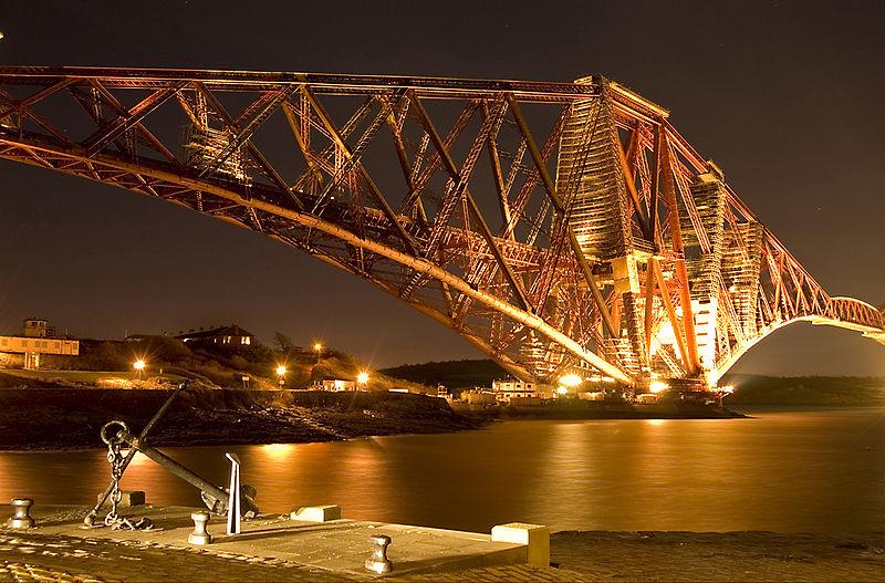 Фото 6, Мост через Форт, Шотландия