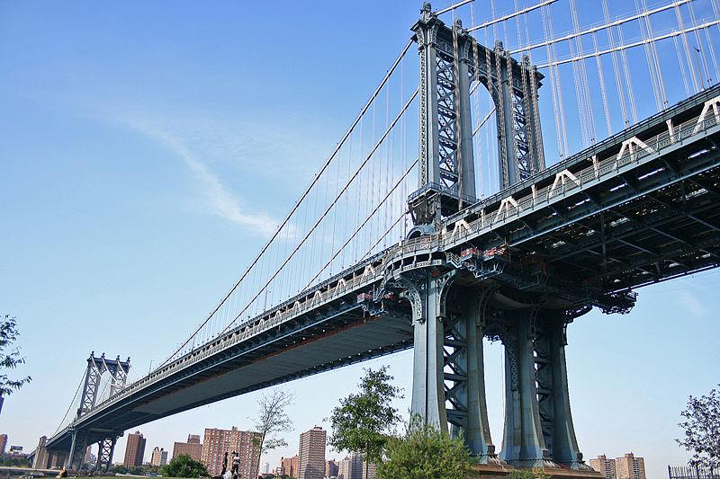 Photo 3, Manhattan Bridge, New York