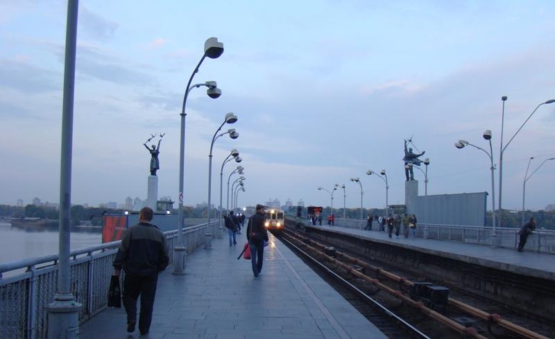 Фото 6, Мост Метро, Киев