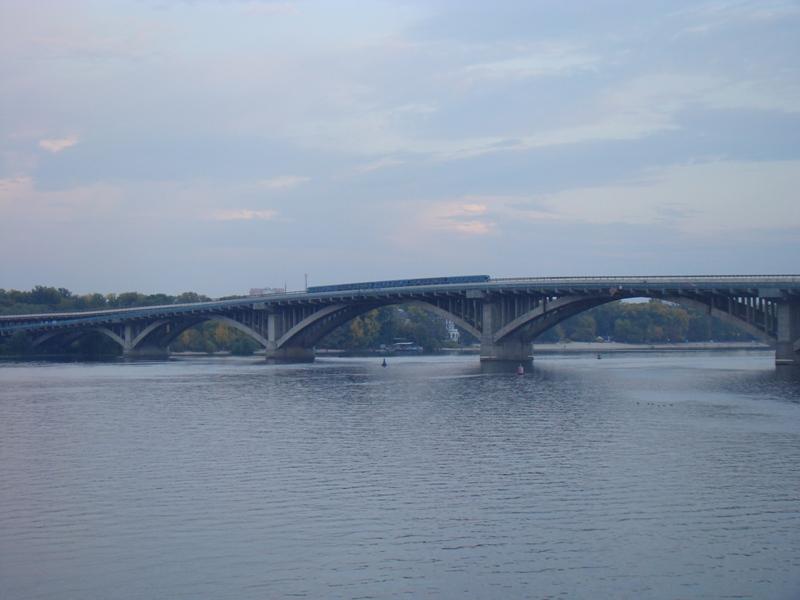 Фото 4, Мост Метро, Киев