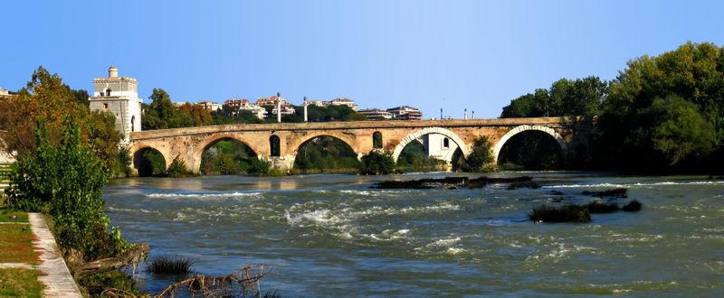 Фото 1, Мульвиев мост, Италия