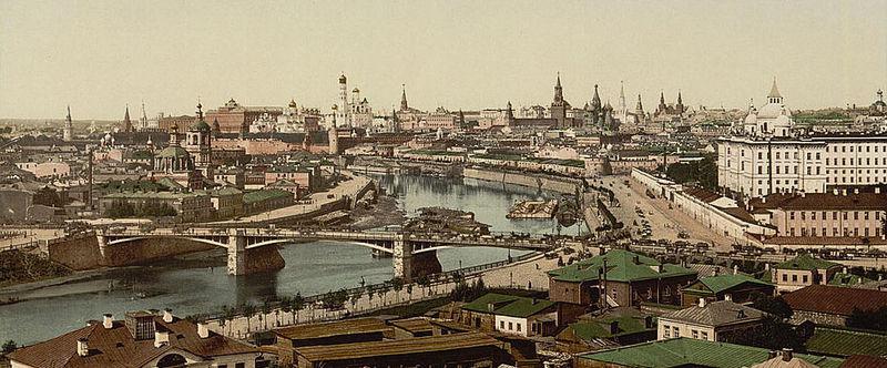 Фото 3, Большой Устьинский мост, Москва