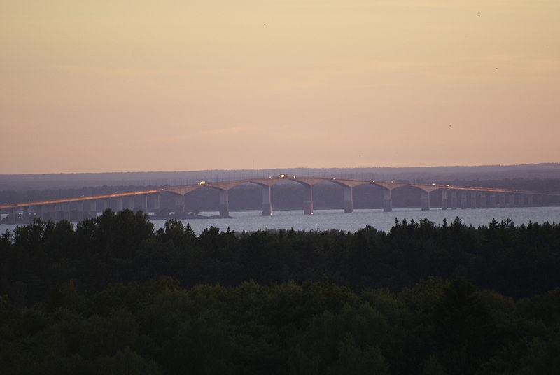 Фото 3, Эландский мост, Швеция