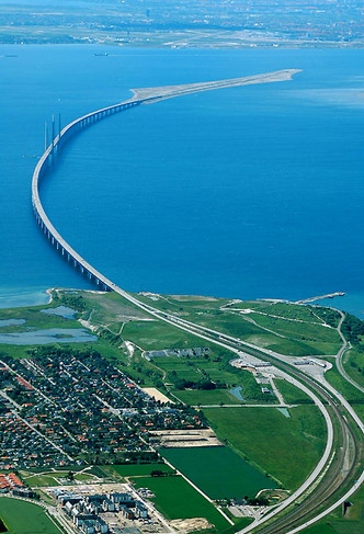 Photo 7, Oresund Bridge, Denmark/Sweden