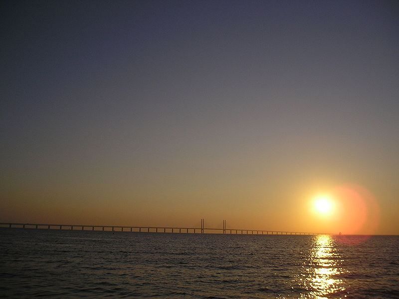Photo 3, Oresund Bridge, Denmark/Sweden