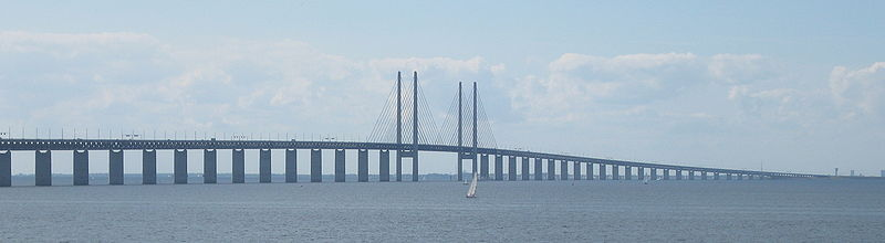 Photo 1, Oresund Bridge, Denmark/Sweden