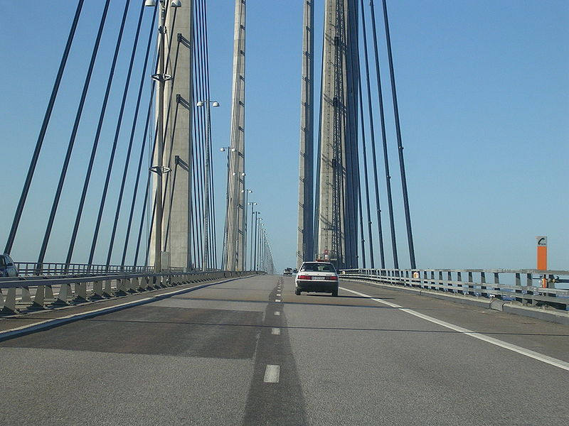 Photo 5, Oresund Bridge, Denmark/Sweden