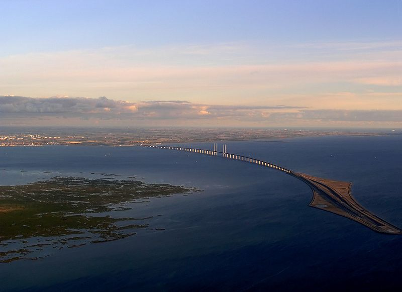 Photo 6, Oresund Bridge, Denmark/Sweden