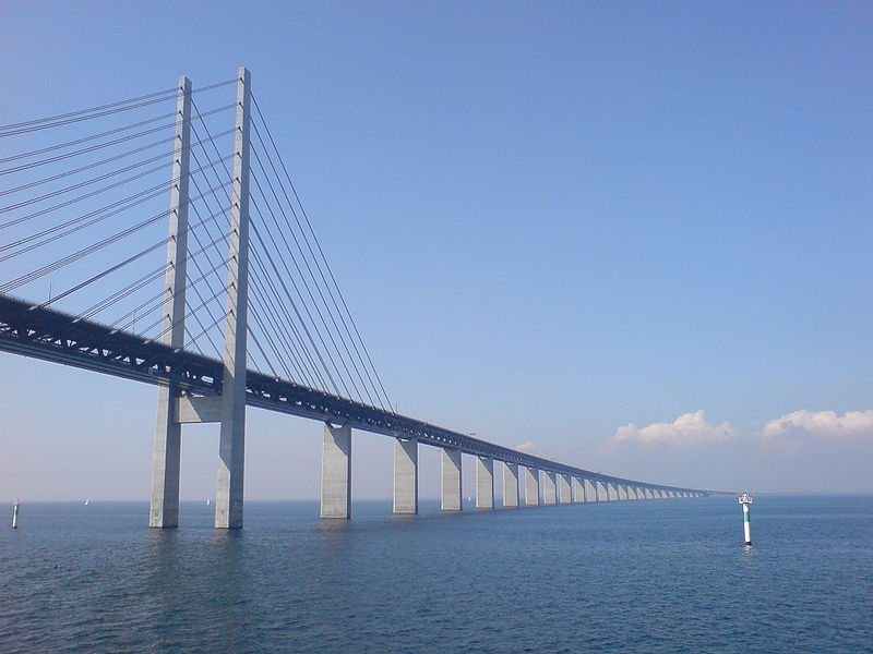 Photo 4, Oresund Bridge, Denmark/Sweden
