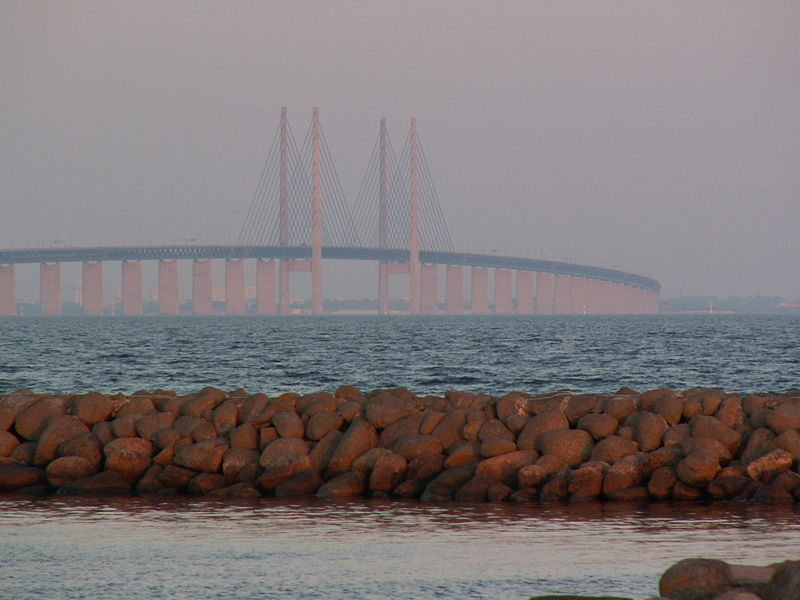 Photo 2, Oresund Bridge, Denmark/Sweden