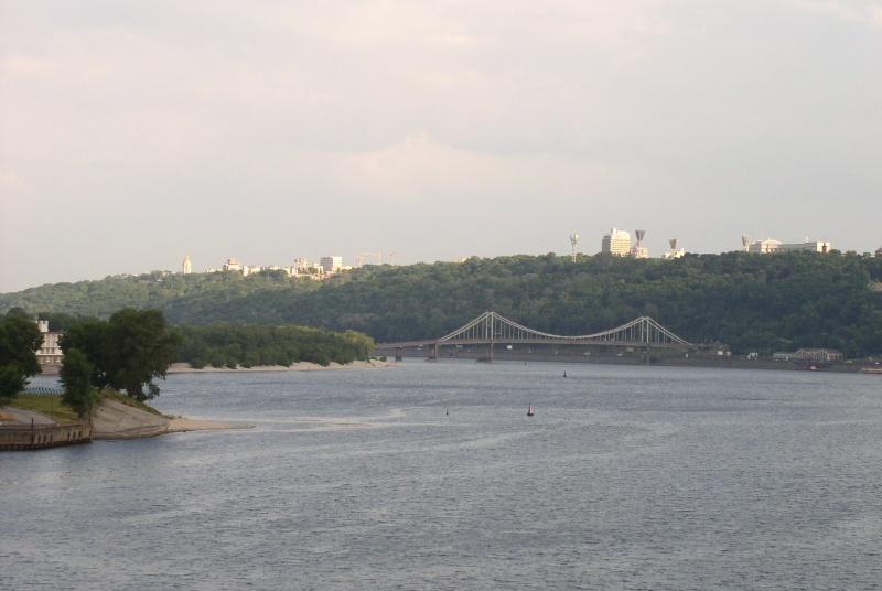 Фото 3, Пешеходный мост, Киев