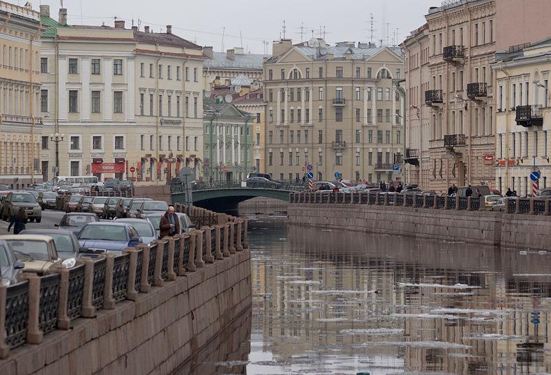Фото 1, Певческий мост, Санкт-Петербург