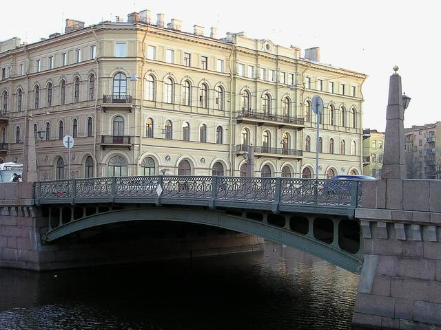 Photo 2, Potseluev Bridge, Saint Petersburg