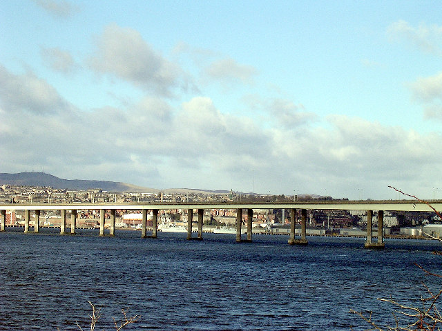 Photo 1, Tay Road Bridge, Scotland