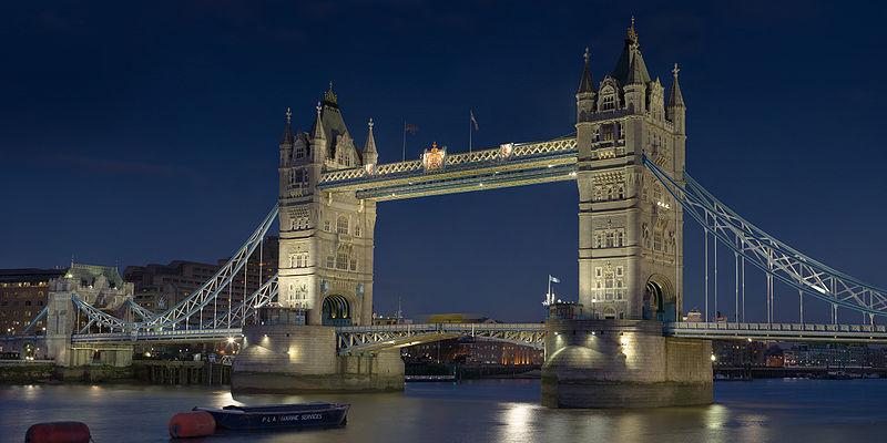 Фото 4, Тауэрский мост, Лондон
