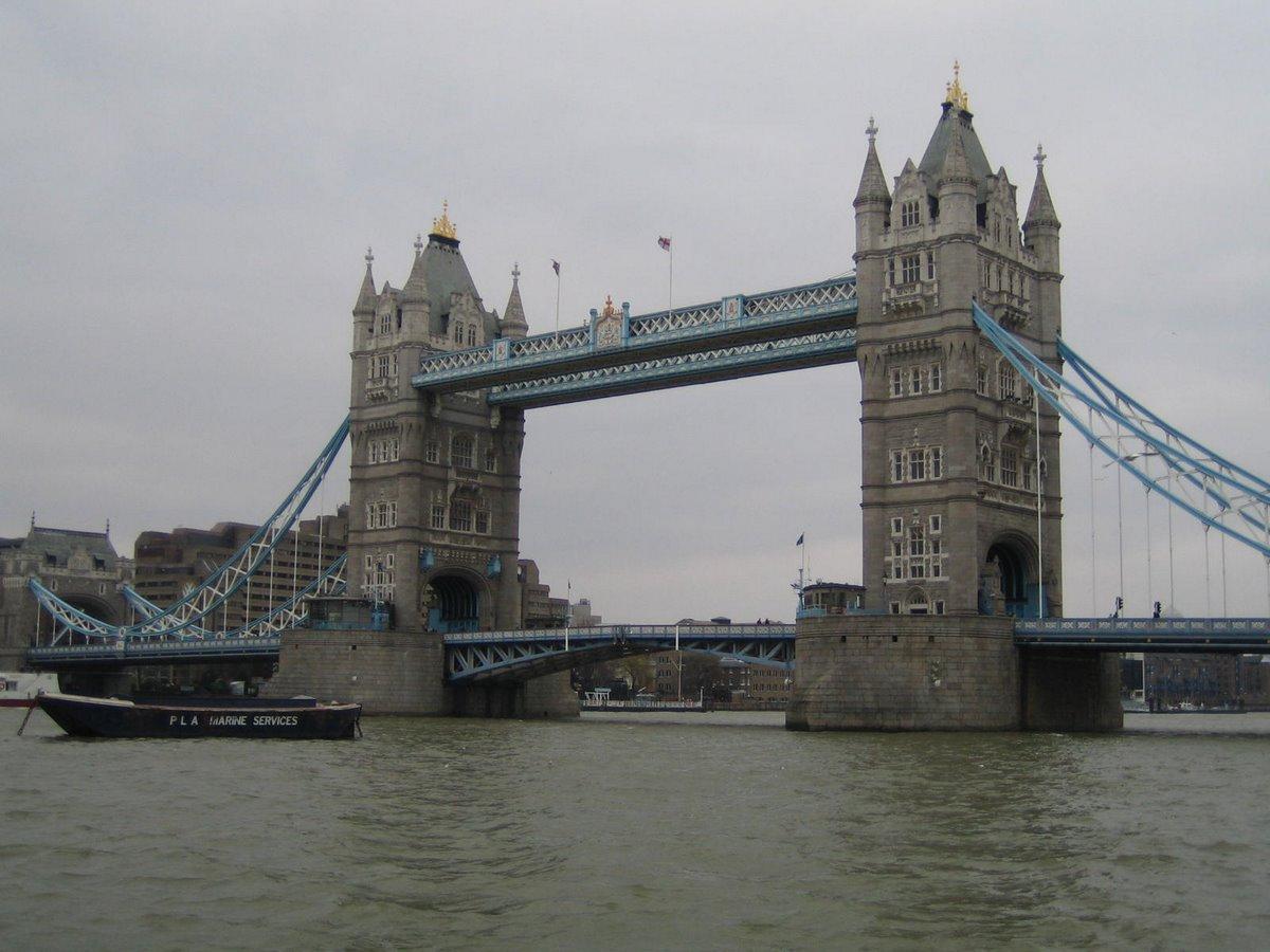 Фото 2, Тауэрский мост, Лондон